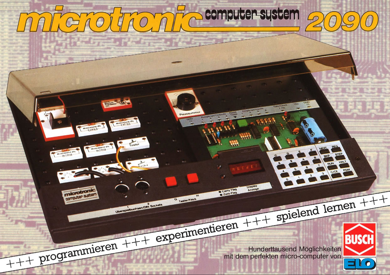 Busch Microtronic