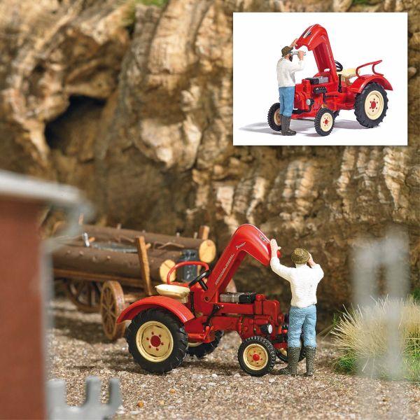 Action Set: Traktorreparatur