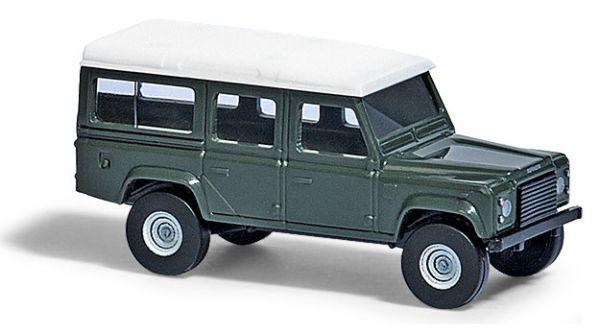 Land Rover Defender »Grün«