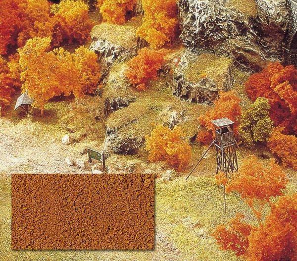 Micro-Flocken orangebbraun