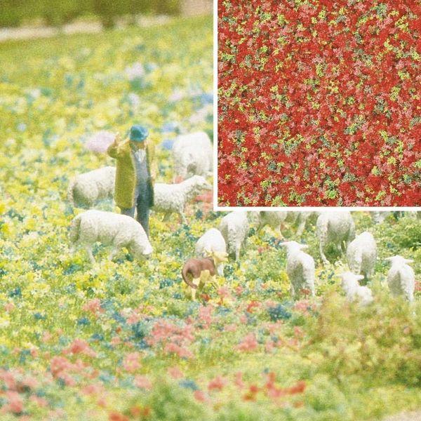 Blütenflocken Sommerblumen