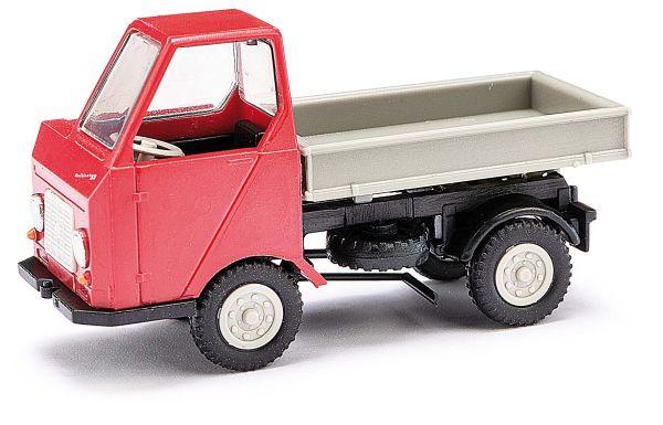 MH: Multicar M22, Dreiseitenkipper, Rot
