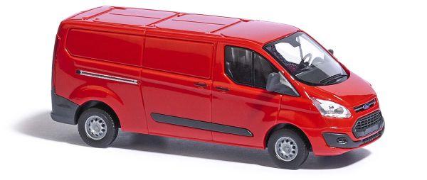 Ford Transit Custom Kastenwagen, Rot
