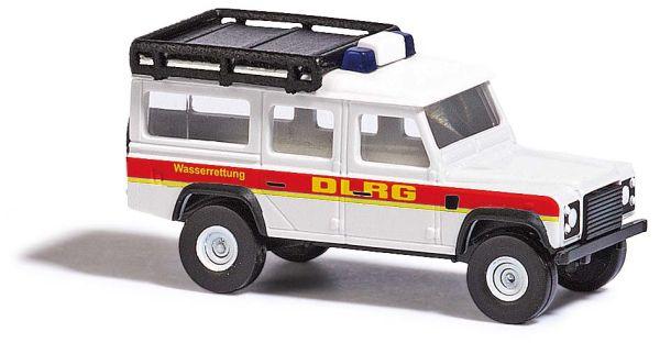 Land Rover »DLRG«