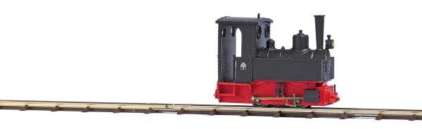 Dampflok »Decauville« Typ 3 mit Scheinwerfer
