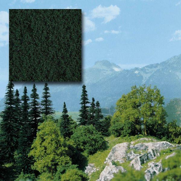 Belaubungsmaterial dunkelgrün, fein