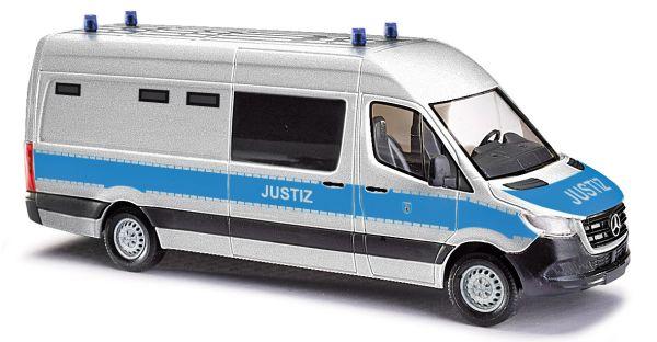 Mercedes-Benz Sprinter, Justiz