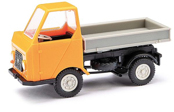 MH: Multicar M22, Dreiseitenkip. Orange