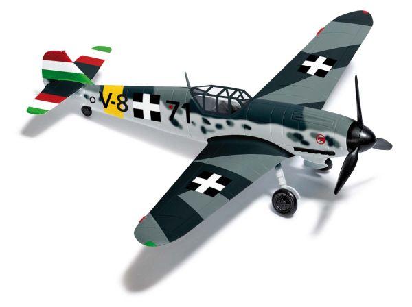 Messerschm.Bf 109 G6, Ungarn