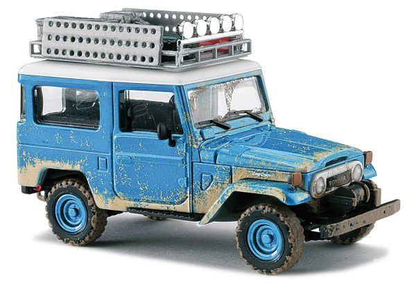 Toyota Land Cruiser »Offroad«, Blau