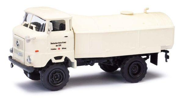 ESPEWE: IFA W50 mit Tank, DRK