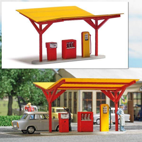 Tankstelle »Minol«