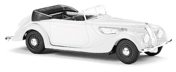 Bausatz: BMW 327 Cabrio