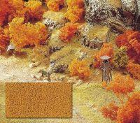 Micro-Flocken gelbbraun