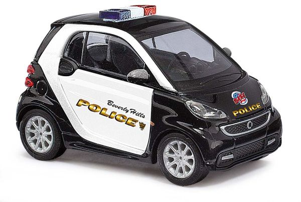 Smart Fortwo 2012, Beverly Hills Police