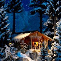Winterhütte