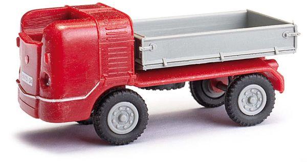 MH:Multicar M21 »Exquisit«. Dunkelrot