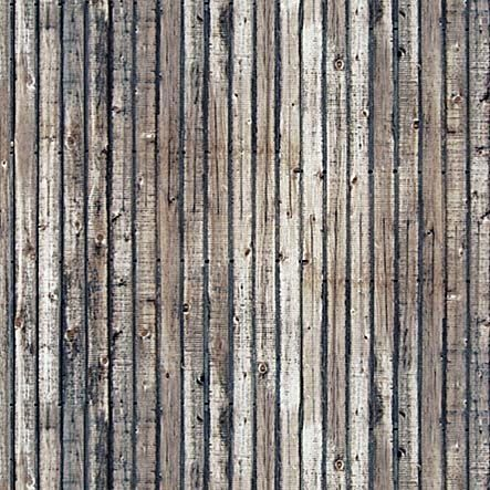 2 Dekoplatten »Verwitterte Holzbretter«