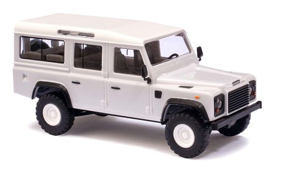 Land Rover Defender »Weiß«