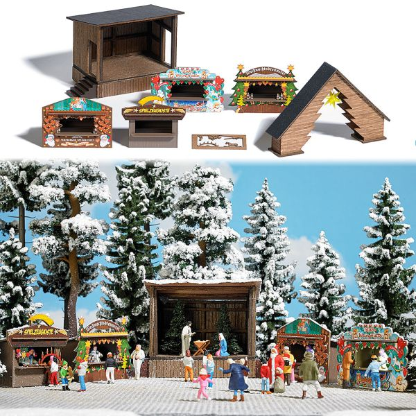 Wald-Weihnachtsmarkt
