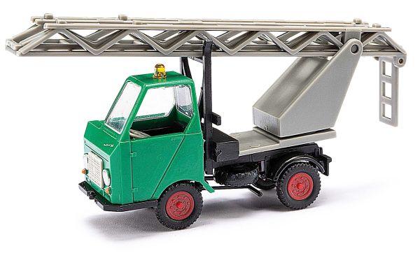 MH: Multicar M22 mit Drehleiter, Grün