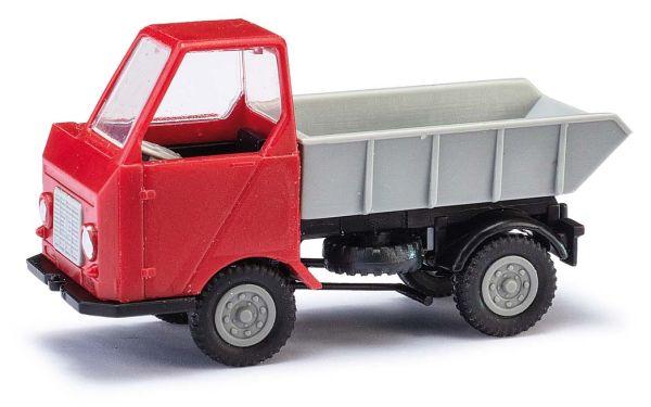 MH: Multicar M22, Muldenkipper Rot