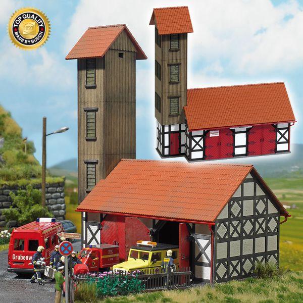 Feuerwehr-Gerätehaus »Ilfeld«