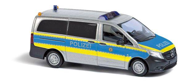 Mercedes Vito, Autobahnpolizei Berlin