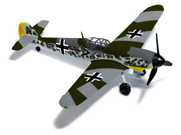 Messersch. Bf 109 F2 »Adolf Galland«