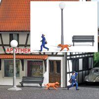 Action-Set: Auf der Flucht