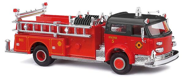 LaFrance Pumpwagen, Fire Department