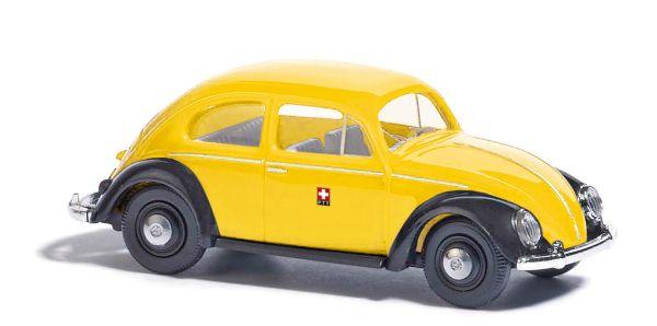 VW Käfer mit Brezelfenster, Post Schweiz