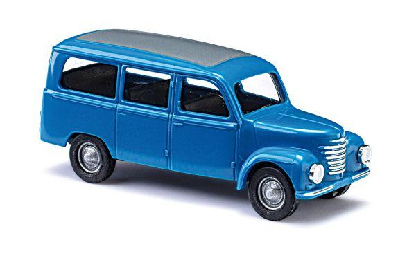 Framo V901/2 Bus Blau