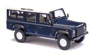 Land Rover Defender »Blau«