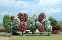 16 Frühlingsbäume