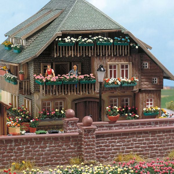 Blumenkasten-Set