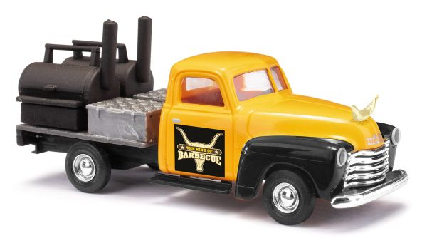 Chevrolet Pick-up, Barbecue