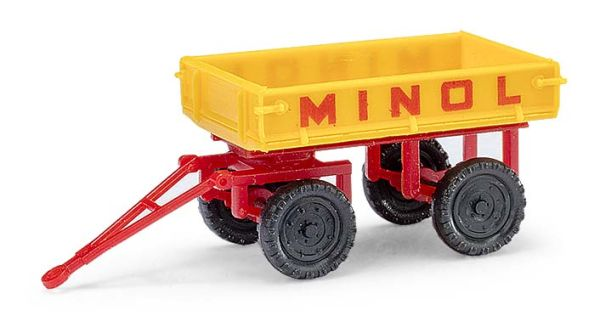 MH: Anhänger/E-Karre »Minol«