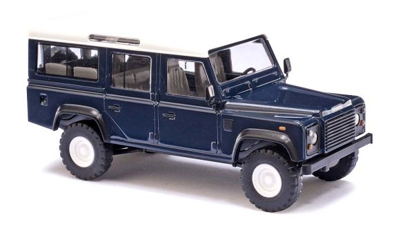 Land Rover Defender »Blau«